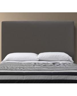 Tête de lit finition lisse pour lit coffre Kutimo