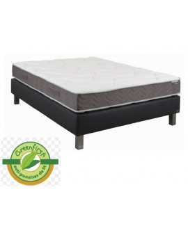 Matelas 100% Latex Greenwich anti-punaise ép 20 cm