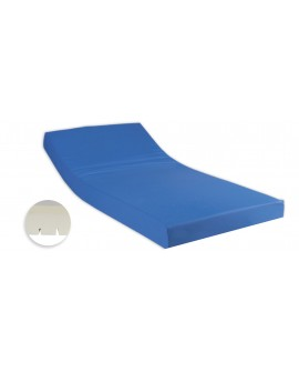 Matelas Anti Escarre Mousse Polyuréthane Déhoussable HR40 Top Confort Plus