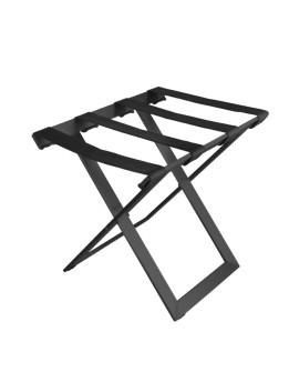 Porte valise métal Design Noir