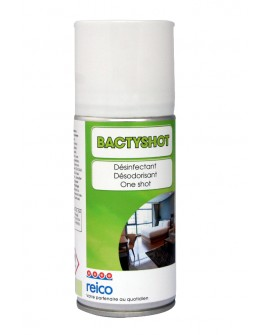 BACTYSHOT TP02 Désinfectant d'air intérieur