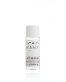 Gel cheveux et corps 30 ml - Travel Care -