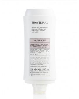 Gel cheveux et corps 330ml - Travel Care -