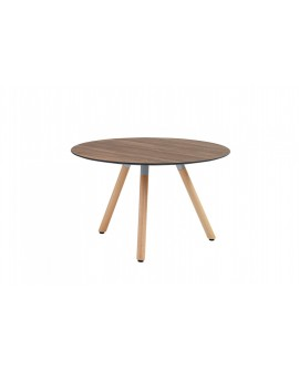 Table basse ronde Jet 522-T (lot de 2)