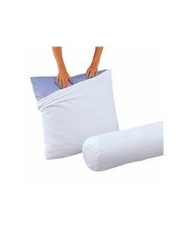 Protège oreiller molleton