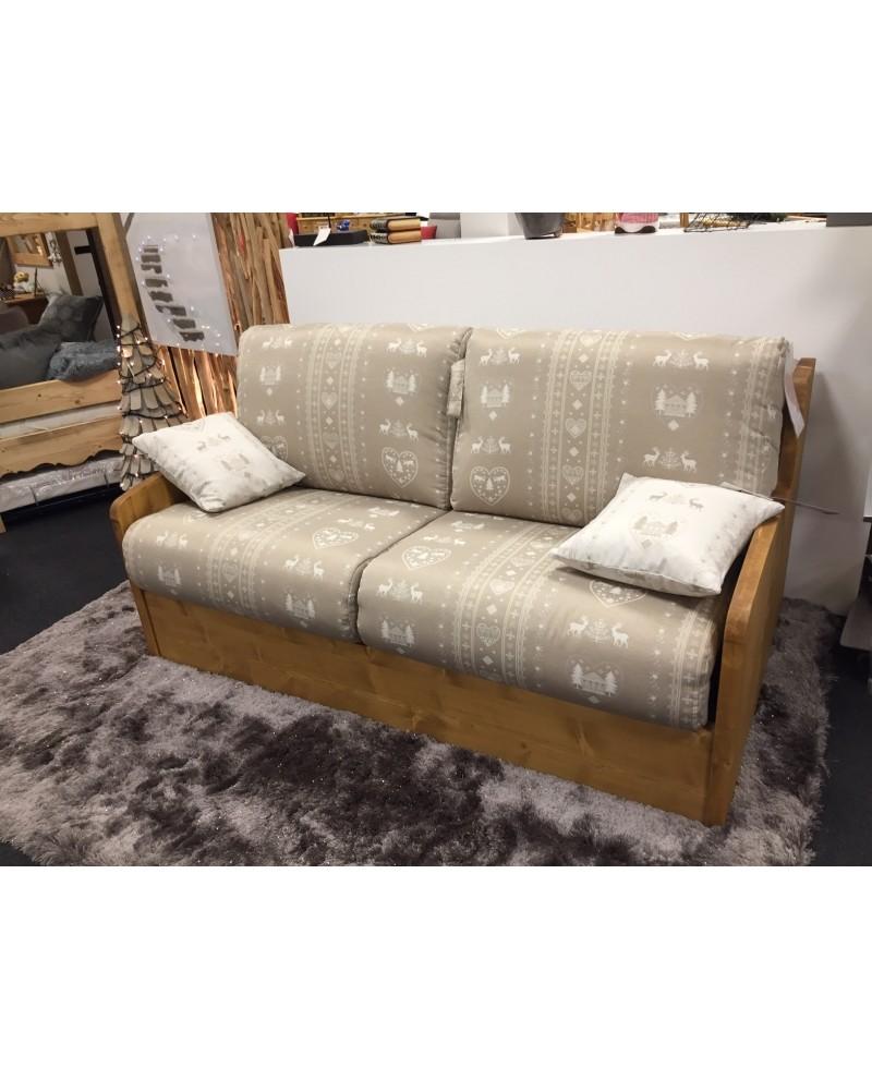canap convertible prestolit 140x200 matelas bultex hr 35 chez galis. Black Bedroom Furniture Sets. Home Design Ideas