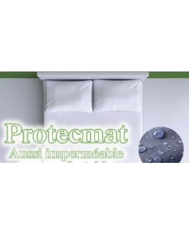 Protège Oreiller Imperméable Respirant Protecmat